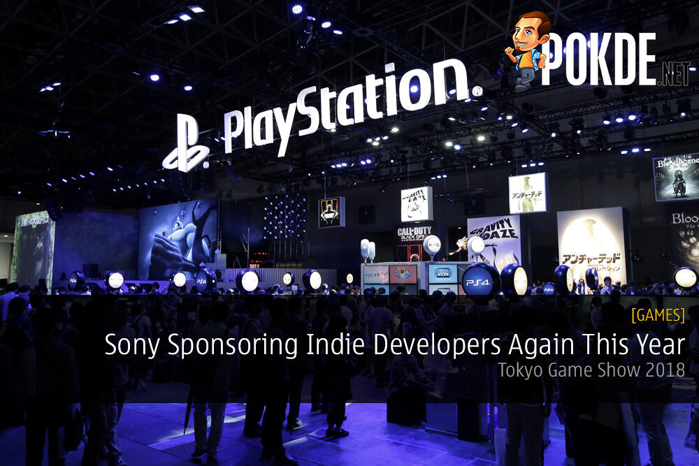Tokyo Game Show 2018: Sony Sponsoring Indie Developers Again This YearTokyo Game Show 2018: Sony Sponsoring Indie Developers Again This Year