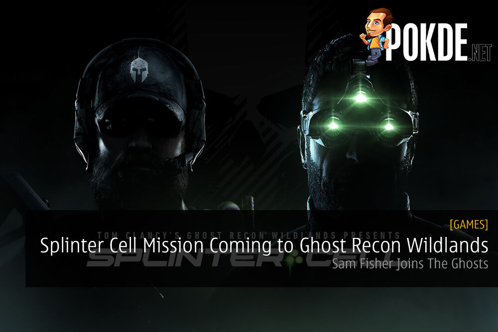 Splinter Cell Mission Coming to Ghost Recon Wildlands
