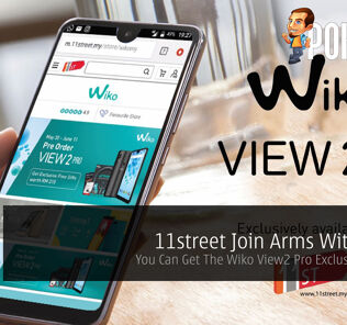 11street Join Arms With Wiko - You Can Get The Wiko View2 Pro Exclusively There 24