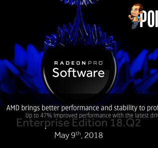 AMD brings better performance and stability to professionals — up to 47% improved performance with the latest driver update! 26