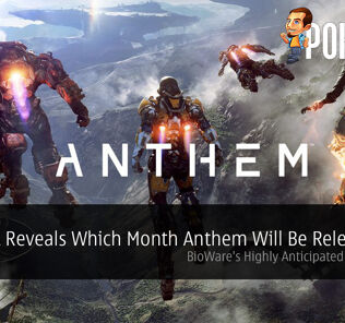 EA Reveals Which Month Anthem Will Be Released In - BioWare's Highly Anticipated Action RPG 22