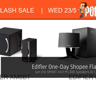 Edifier One-Day Shopee Flash Sale - Get the XM6BT And M1386 Speakers At Lower Price! 36