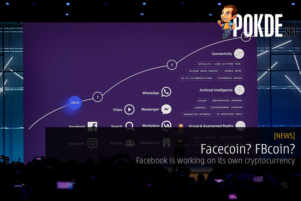 Facecoin? FBcoin? Facebook is working on its own cryptocurrency 18
