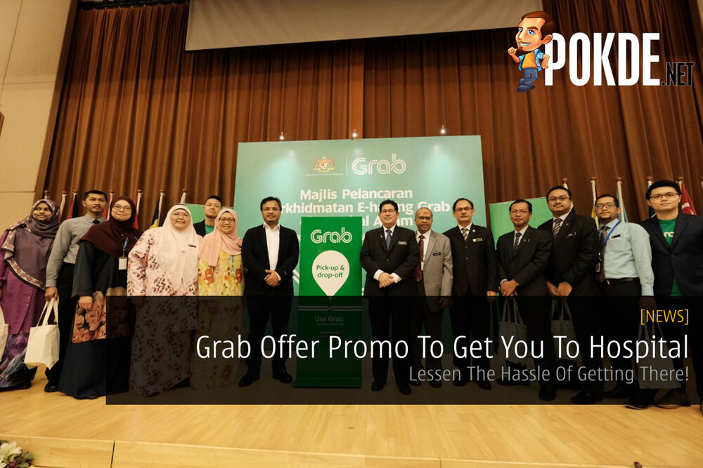 Grab Offer Promo To Get You To Hospital - Lessen The Hassle Of Getting There! 26