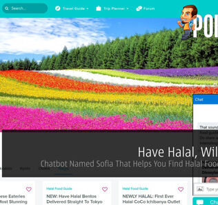 Have Halal, Will Travel - Chatbot Named Sofia That Helps You Find Halal Food Overseas! 18