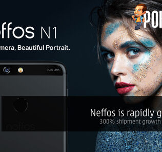 Neffos is Rapidly Growing - 300% Shipment Growth in Q1 2018 22