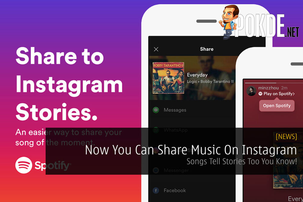Now You Can Share Music On Instagram - Songs Tell Stories Too You Know! 27