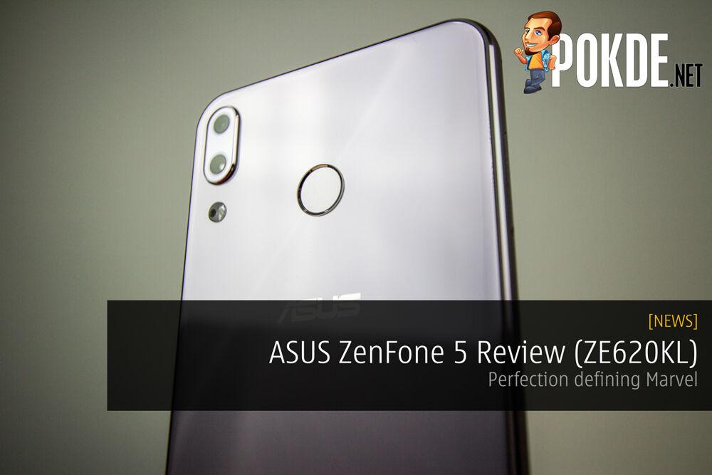 ASUS ZenFone 5 Review (ZE620KL) - Perfection defining Marvel 25