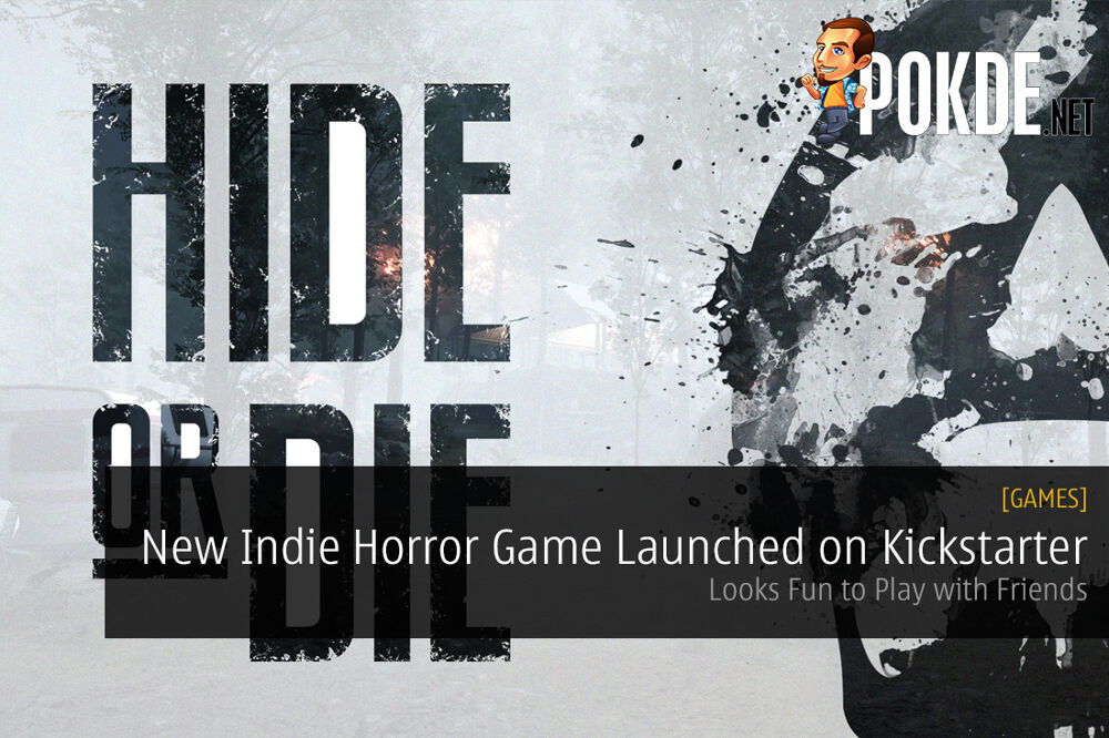 New Indie Horror Game Launched on Kickstarter