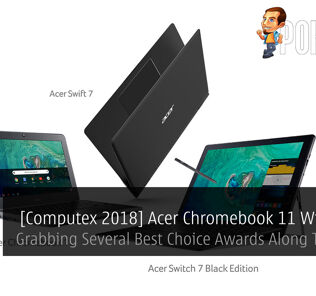[Computex 2018] Acer Chromebook 11 Wins Gold - Grabbing Several Best Choice Awards Along The Way 24