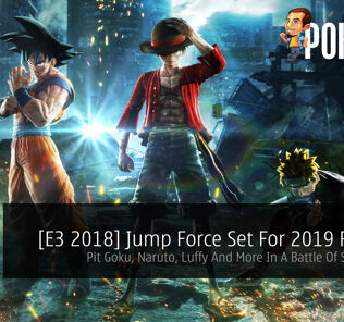 [E3 2018] Jump Force Set For 2019 Release — Pit Goku, Naruto, Luffy And More In A Battle Of Supremacy! 23