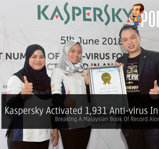 Kaspersky Activated 1,931 Anti-virus In TAR UC — Breaking A Malaysian Book Of Record Along The Way 26