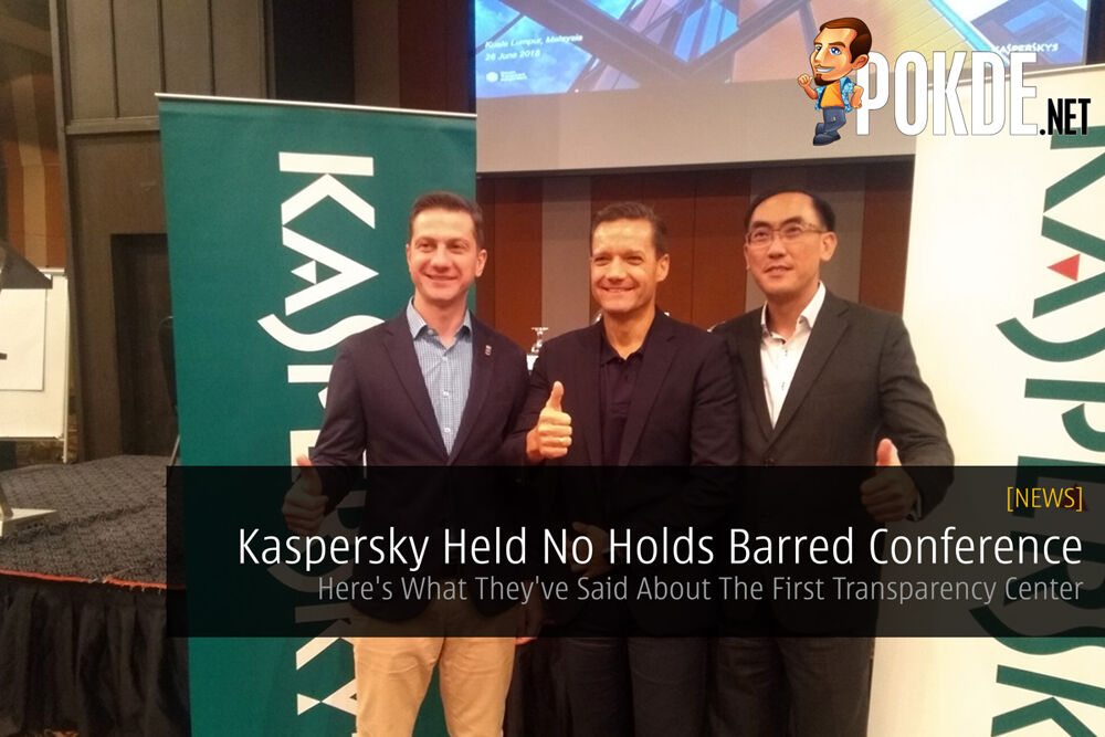 Kaspersky Held No Holds Barred Conference - Here's What They've Said About The First Transparency Center 19