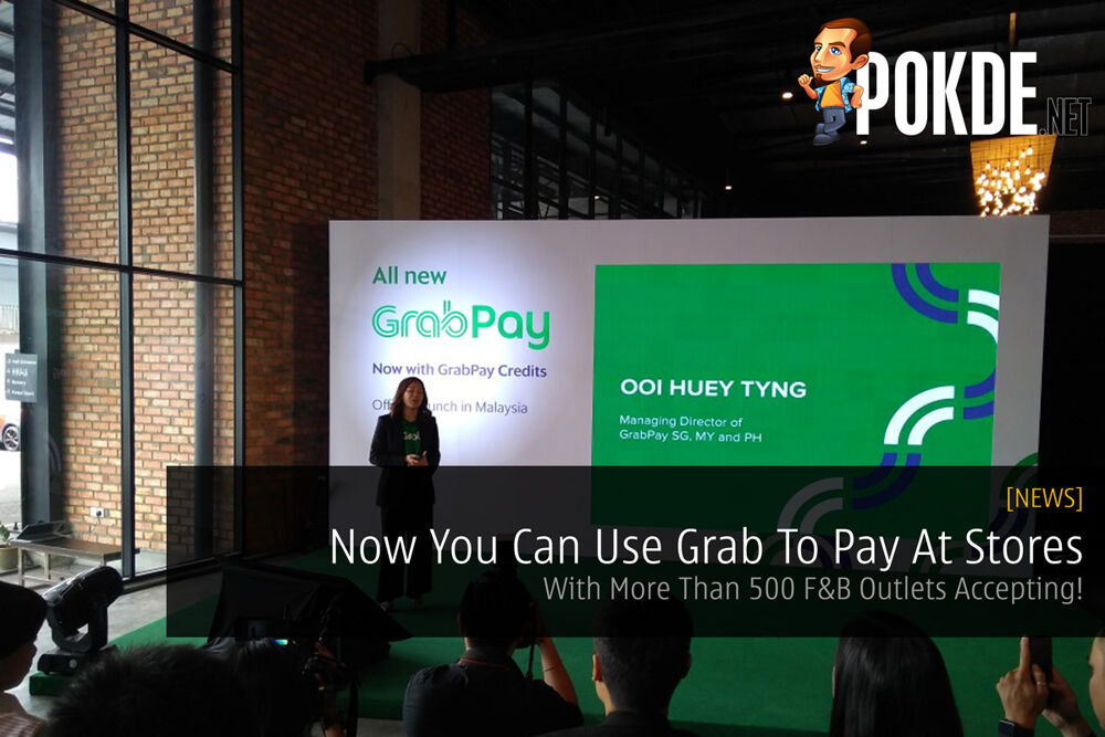 Now You Can Use Grab To Pay At Stores — With More Than 500 F&B Outlets Accepting! 21