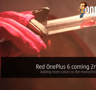 Red OnePlus 6 coming 2nd July? Adding more colors to the monochrome lineup! 23
