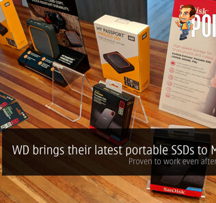 WD brings their latest portable SSDs to Malaysia — proven to work even after 2m drops! 27