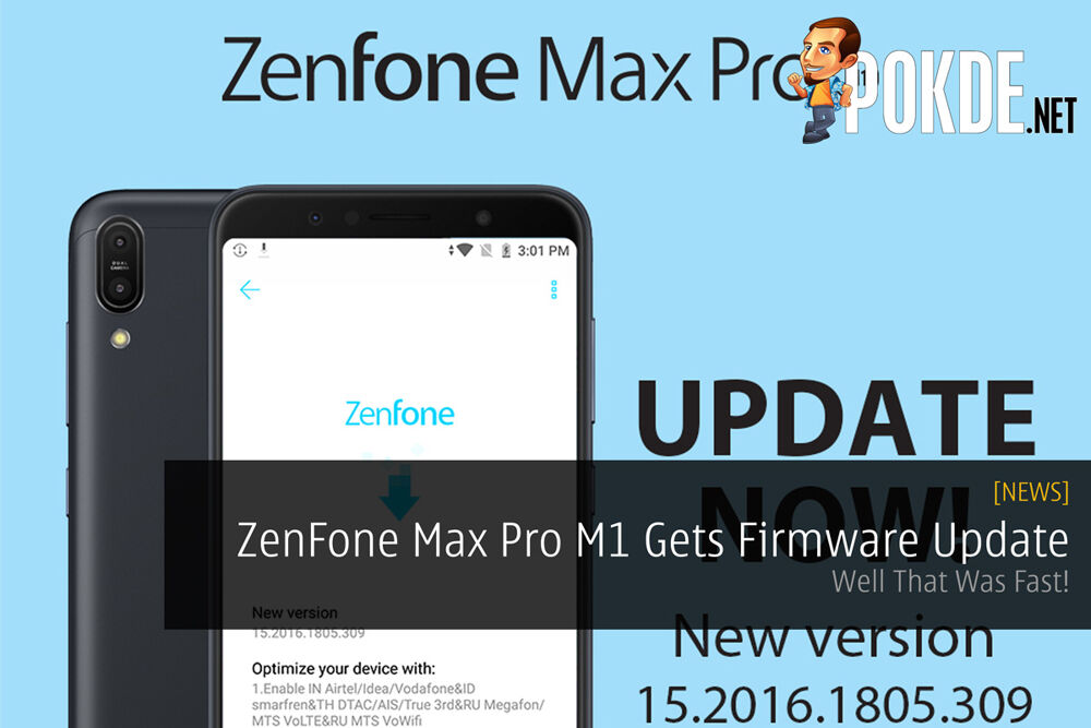 ZenFone Max Pro M1 Gets Firmware Update — Well That Was Fast! 22