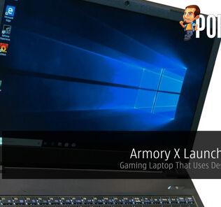 Armory X Launch GLOCK — Gaming Laptop That Uses Desktop CPUs! 33