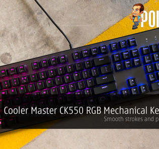 Cooler Master CK550 RGB Mechanical Keyboard Review — smooth strokes and pretty colors 25