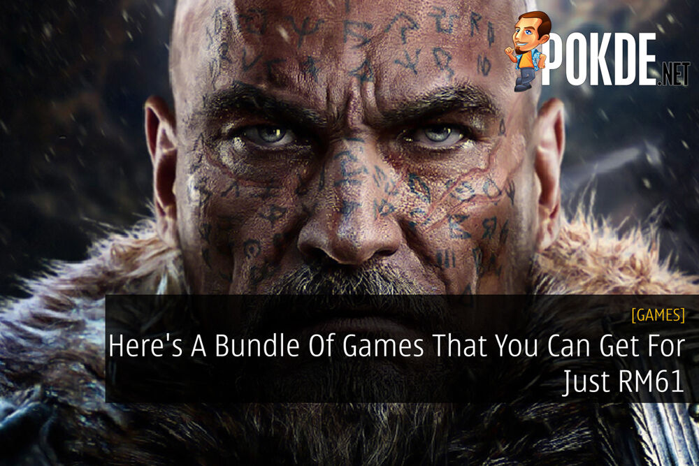 Here's A Bundle Of Games That You Can Get For Just RM61 23