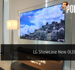 LG Showcase New OLED 4K TV 26