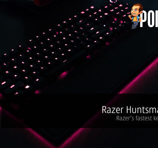 Razer Huntsman Elite Opto-Mechanical Gaming Keyboard review — Razer's fastest keyboard yet 30