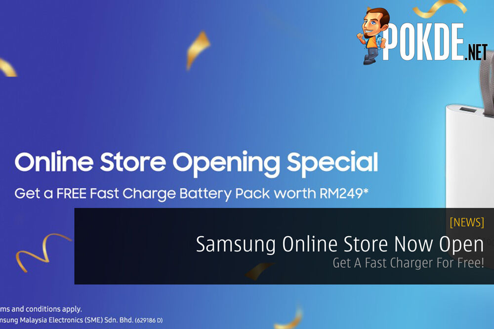 Samsung Online Store Now Open — Get A Fast Charger For Free! 22