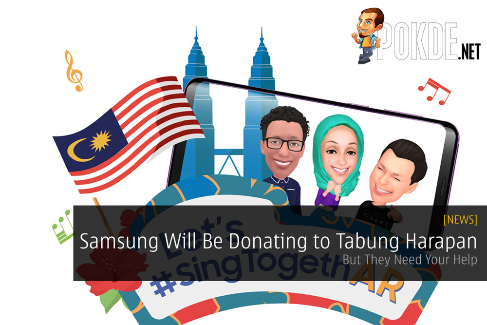 Samsung Will Be Donating to Tabung Harapan — But They Need Your Help 21