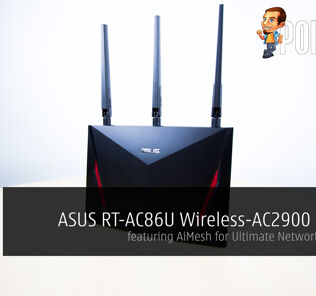 ASUS RT-AC86U Wireless-AC2900 Review - featuring AiMesh for Ultimate Network Simplicity 25