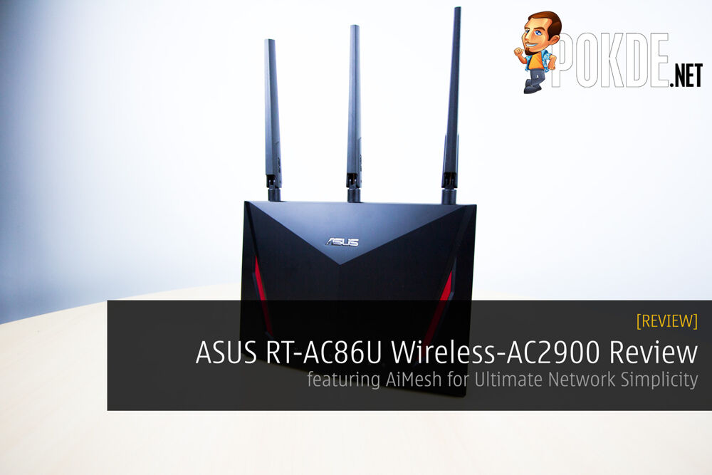 ASUS RT-AC86U Wireless-AC2900 Review - featuring AiMesh for Ultimate Network Simplicity 24