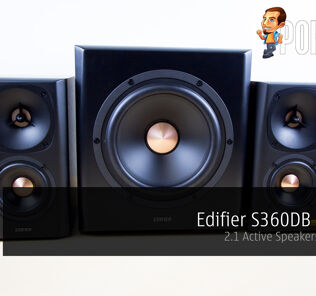 Edifier S360DB Review - 2.1 Active Speakers Enhanced 33