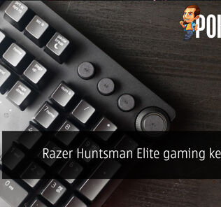 [UNBOXING] Razer Huntsman Elite Opto-Mechanical Gaming Keyboard 31