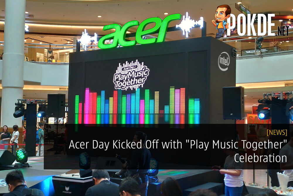 """Acer Day Kicked Off with """"Play Music Together"""" Celebration - Shows Off Acer Swift 7, Switch 7, and Predator Helios 300 19"""