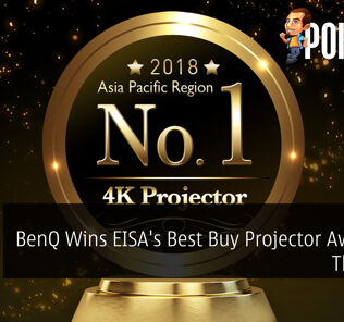 BenQ Wins EISA's Best Buy Projector Award Of The Year 26