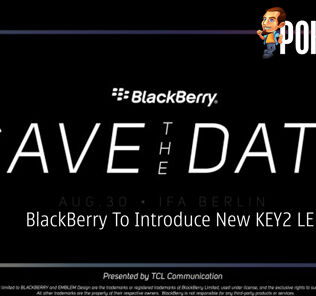 BlackBerry To Introduce New KEY2 LE At IFA? 29