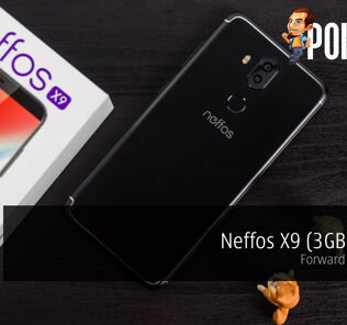 Neffos X9 review — forward to the past 33