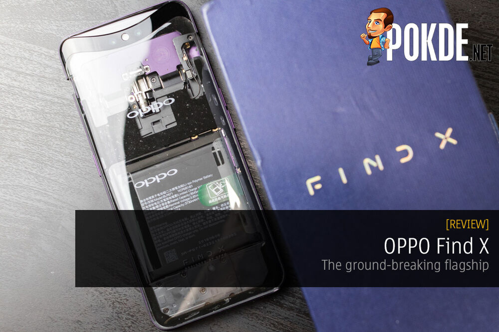 OPPO Find X review — the ground-breaking flagship 22