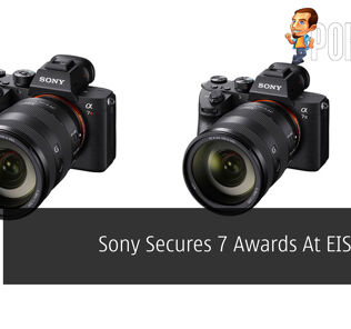 Sony Secures 7 Awards At EISA 2018 24