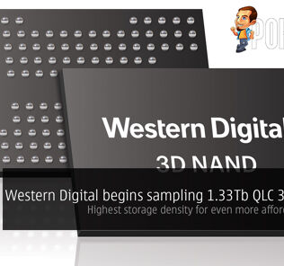 Western Digital begins sampling 1.33Tb QLC 3D NAND — highest storage density for even more affordable SSDs! 25
