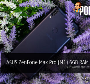 ASUS ZenFone Max Pro (M1) 6GB RAM variant — is it worth the extra money? 55