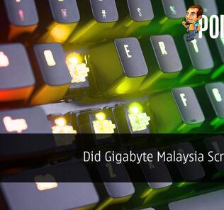 Did Gigabyte Malaysia Screw Up? Refuses to Honour AORUS K9 Warranty Claim