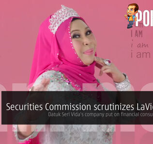 Security Commission scrutinizes LaVida coin cryptocurrency — Datuk Seri Vida's company put on financial consumer alert list 25