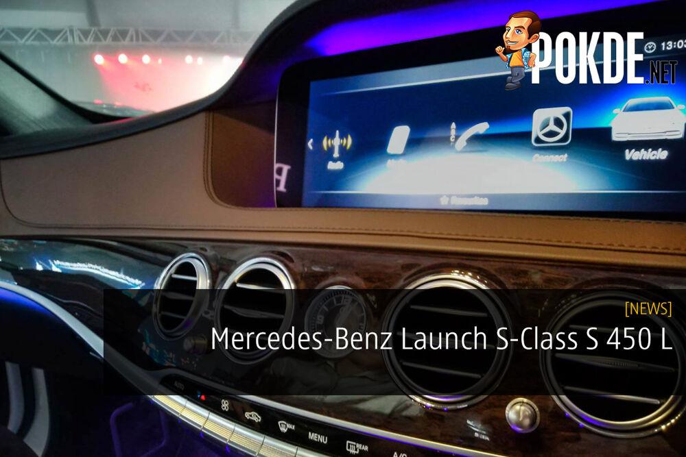 Mercedes-Benz Launch S-Class S 450 L 19