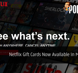 Netflix Gift Cards Now Available in Malaysia