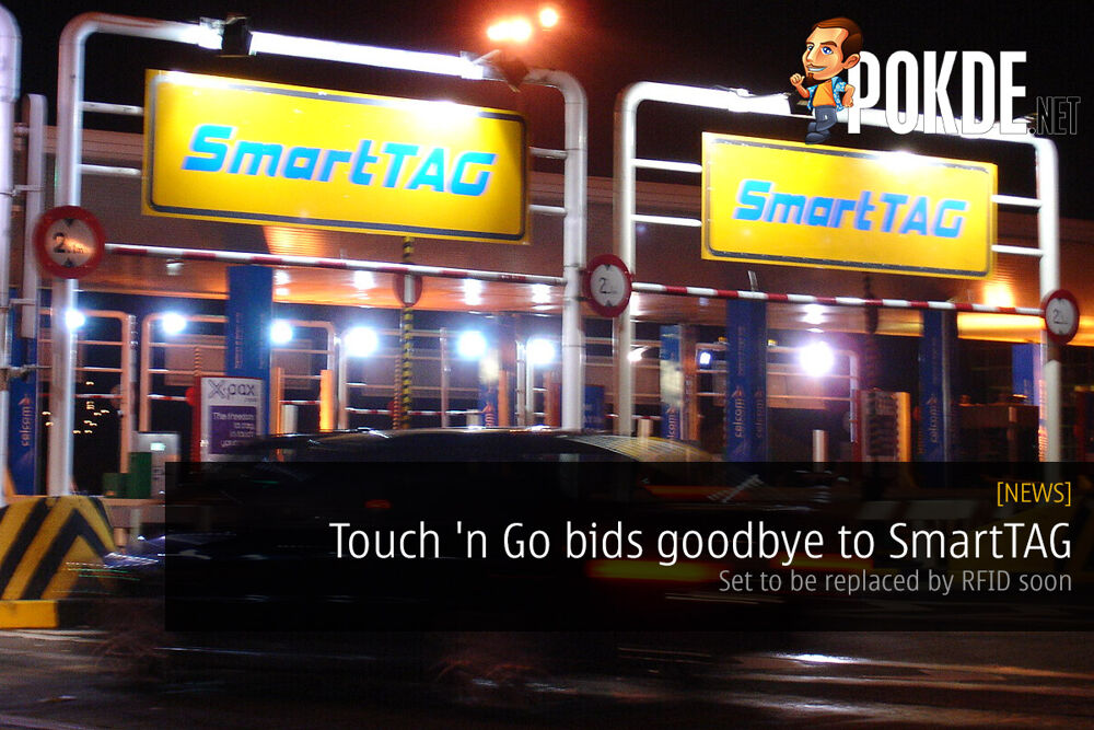 Touch 'n Go bids goodbye to SmartTAG — set to be replaced by RFID soon 18