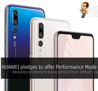 HUAWEI pledges to offer Performance Mode to users — responds positively to being delisted from 3DMark's ranking chart 31