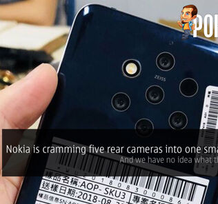 Nokia is cramming five rear cameras into one smartphone — and we have no idea what they do...yet 28