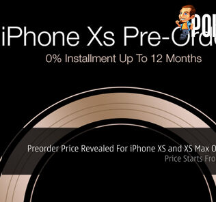 Preorder Price Revealed For iPhone XS and XS Max On 11street — Price Starts From RM4,999 25