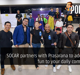SOCAR partners with Prasarana to add some fun to your daily commutes! 29