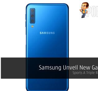 Samsung Unveil New Galaxy A7 — Sports A Triple Rear Camera 23